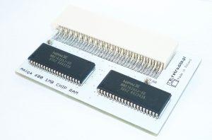 CHIP RAM Amiga 600 White series.